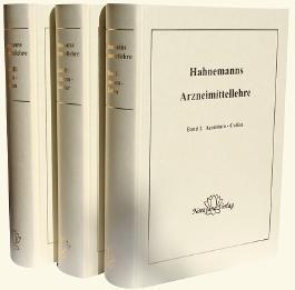 Hahnemanns Arzneimittellehre