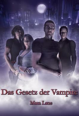 Das Gesetz der Vampire (Ashton Ryder)