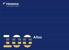 Fresenius 100 Años