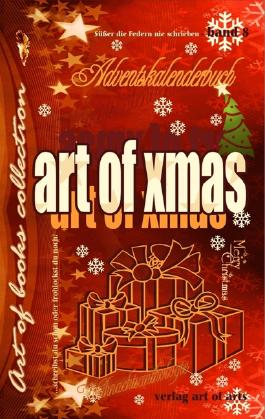 art of xmas - Adventskalenderbuch