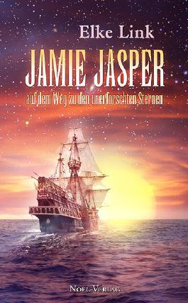 Jamie Jasper auf dem Weg zu den unerforschten Sternen