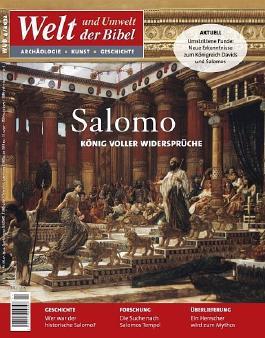 Welt und Umwelt der Bibel / Salomo