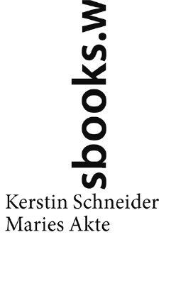 Maries Akte