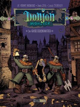 Donjon Monster 8 – Der große Herzensbrecher