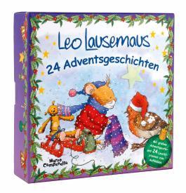 Leo Lausemaus 24 Adventsgeschichten