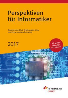 Perspektiven für Informatiker 2017