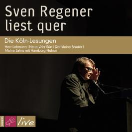 Sven Regener liest quer