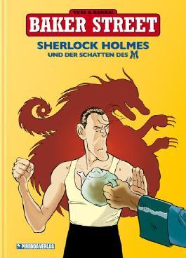 Sherlock Holmes und der Schatten des M