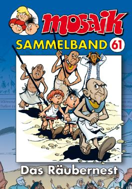 MOSAIK Sammelband 61 Softcover