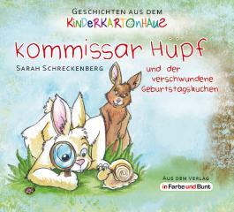 Kommissar Hüpf und der verschwundene Geburtstagskuchen