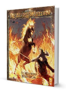 Die letzten Helden - Silbersterns Meisterplan (inkl. Hörbuchdownload)