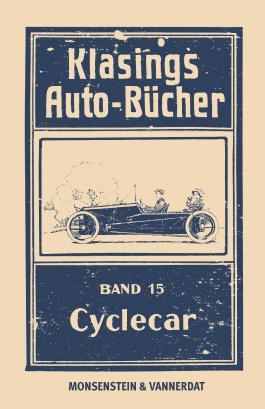 Klasings Auto-Bücher Band 15