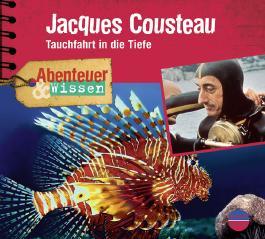Abenteuer & Wissen: Jacques Cousteau