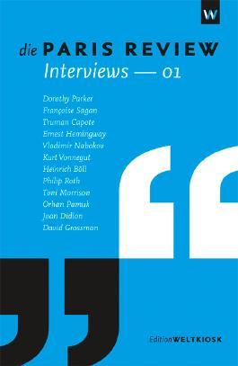 Die Paris Review Interviews - 01