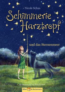 Schimmerie Harztropf und das Sternenmeer