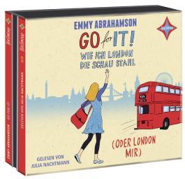 Go for It! - Wie ich London die Schau stahl (oder London mir)