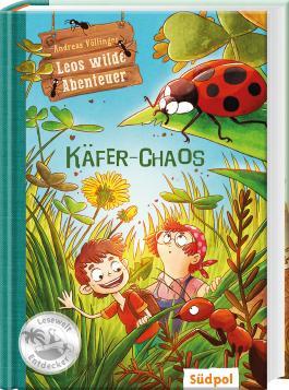 Leos wilde Abenteuer – Käfer-Chaos