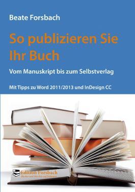 So publizieren Sie Ihr Buch