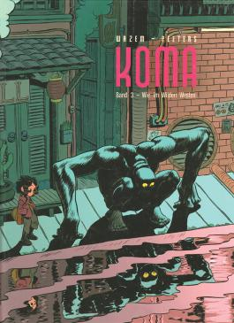 Koma 3 – Wie im wilden Westen