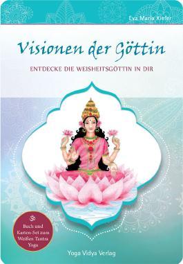 Visionen der Göttin (Buch und 36 Karten im Stülpdeckelkarton)