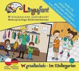 Lingufant - Im Kindergarten: Polnisch - Deutsch