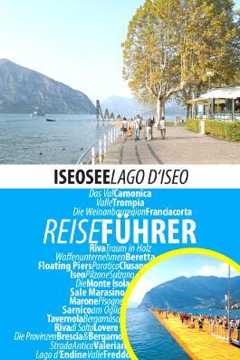 Iseosee - Reiseführer - Lago d'Iseo