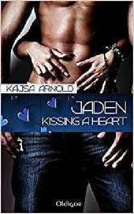 Jaden-Kissing a heart