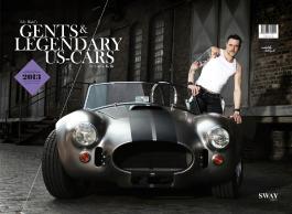 Gents & legendary US-Cars 2013