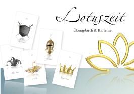 Lotuszeit Set Karten & Übungsbuch