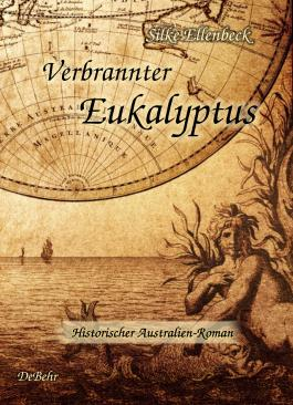 Verbrannter Eukalyptus