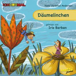 Däumelinchen gelesen von Iris Berben - ICHHöRMAL
