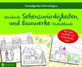 Berühmte Sehenswürdigkeiten und Bauwerke Deutschlands