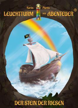 Leuchtturm der Abenteuer 5 Der Stein der Riesen (Hardcover)