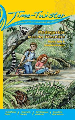 Time-Twister 2: Madagaskar