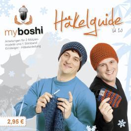 myboshi Häkelguide Vol. 1.0
