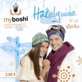 myboshi Häkelguide Vol. 5.0