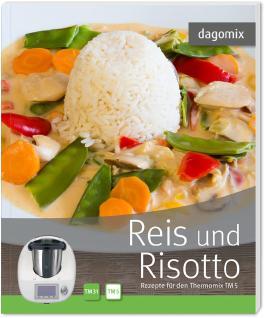 Reis und Risotto Rezepte für den Thermomix TM5