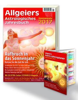 Allgeiers Astrologisches Jahresbuch 2017