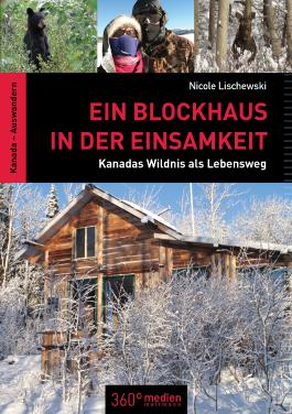 Ein Blockhaus in der Einsamkeit