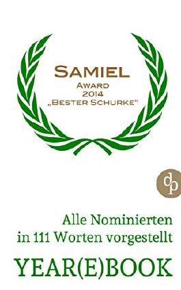 YEAR(E)BOOK SAMIEL AWARD 2014: Alle Nominierten in 111 Worten vorgestellt