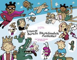 Traumberufe - Ausgabe Deutsch-Türkisch