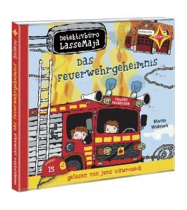 Detektivbüro LasseMaja. Das Feuerwehrgeheimnis