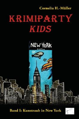 Krimiparty Kids - Band 1