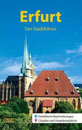 Erfurt - Der Stadtführer