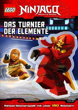 LEGO® NINJAGO™ Das Turnier der Elemente