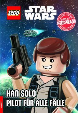 LEGO® Star Wars™ Han Solo - Pilot für alle Fälle