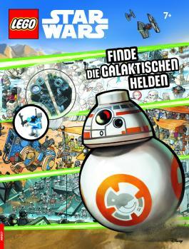 LEGO® Star Wars™ Finde die galaktischen Helden
