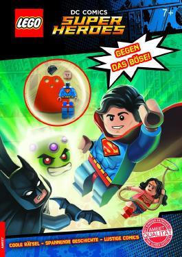 LEGO® DC Comics™ Superhelden. Gegen das Böse!