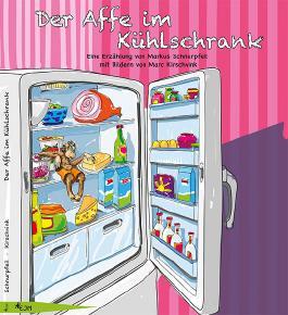 Der Affe im Kühlschrank