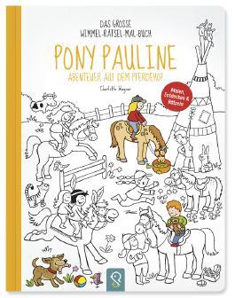 Pony Pauline – Abenteuer auf dem Pferdehof